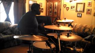 Johnny Kemp - Just Got Paid (Drum Cover)