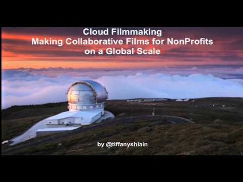 "Tim Westergren of Pandora Radio and ""Cloud Filmmaking"""