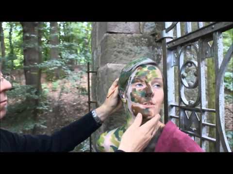 Bodypainting DOOR ART