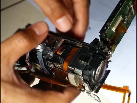 SONY DCR SR21E Kabel fleksibel putus ...