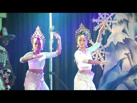 Pooja Dance. Medikel Eve 2015