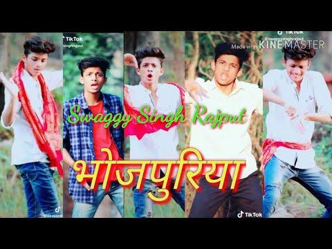 Swaggy Singh Rajput Tik Tok   New Super Dance Video  Bhojpuriya Star  