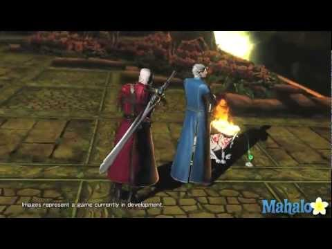 Ultimate Marvel Vs Capcom 3 - Vergil Gameplay Trailer - 동영상