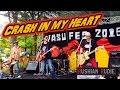 夜須フェス 2015 ルシアンルーディー crash in my heart  yasu fes 2015