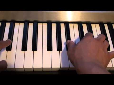 How to play Story Of My Life on piano - One Direction - Piano Tutorial