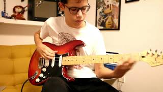 My Guitar! - Fender player series stratocaster