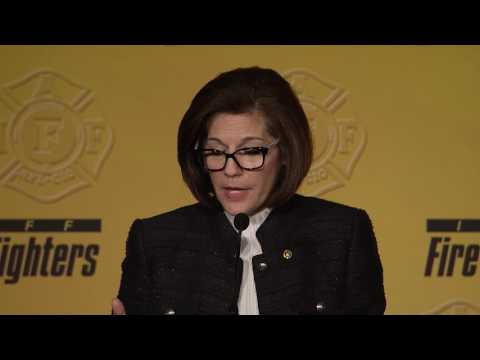 Sen. Catherine Cortez Masto (D-NV) - IAFF Legislative Conference 2017
