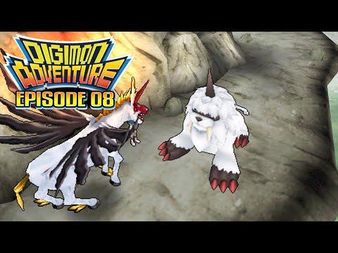 "Digimon Adventure - Ep 8 : ""Ikkakumon's Harpoon Torpedo"" [PSP/ENG]"