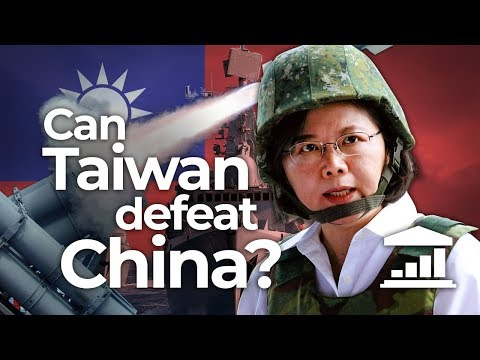 TAIWAN: the New Strategy to Defeat CHINA? - VisualPolitik EN