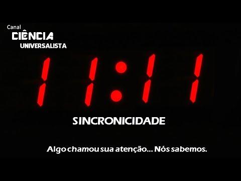 11:11 - Sincronicidade - Ciência Universalista
