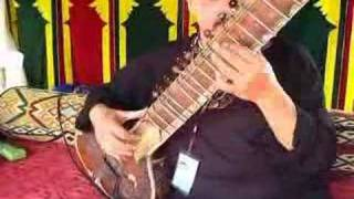 Sitar Music by Stephan @ Miami Book Fair, Lounge Music