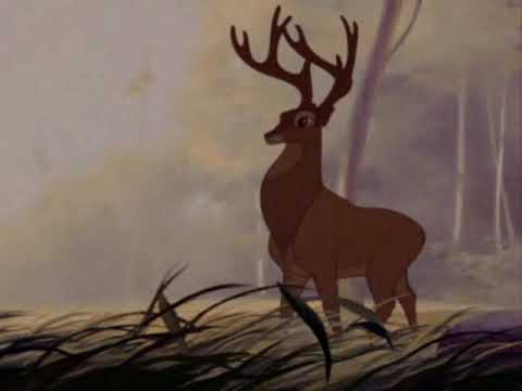 Bambi - Disney (Gallop of the Stags-The Great Prince of the Forest-Man)