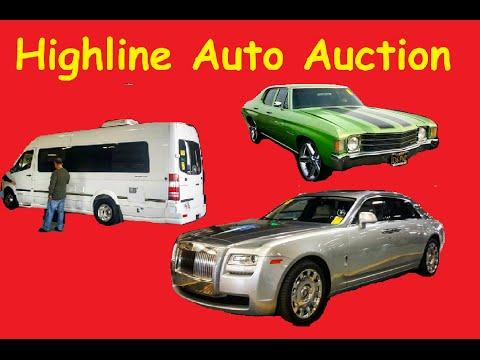 Highline Car Auction Manheim Dealer Auto Auctions Video Preview Live Bidding