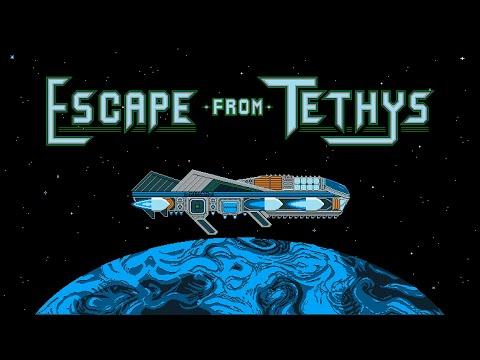 Escape From Tethys - Nintendo Switch Release Trailer [NOA]