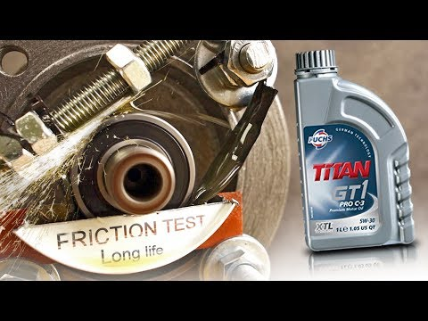 Fuchs Titan GT1 Pro C3 5W30 How well the engine oil protect the engine?