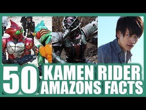 50 Kamen Rider Amazons Facts Part 2 - Neo, Final Judgement