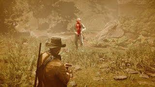 Red Dead Redemption 2 Ball Shot Compilation