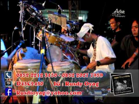 dangdut rusdy oyag percussion KoSipa