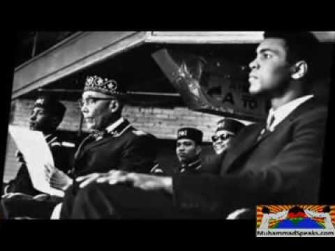 Elijah Muhammad Lecture 1959 Newark NJ