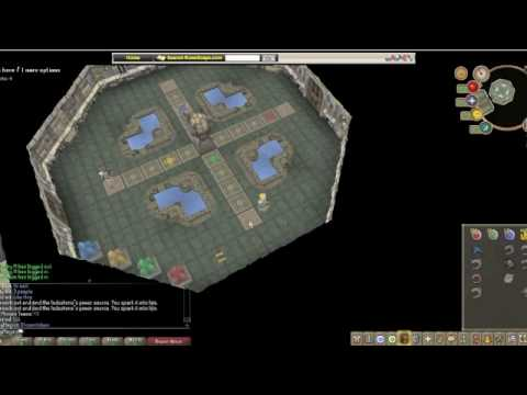Runescape Dungeoneering grappling hook by SergiosTorrents