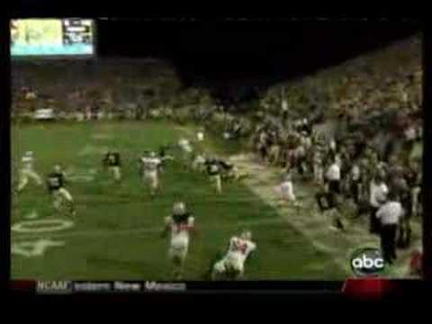 2007 Ohio State VS. Purdue
