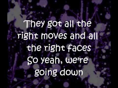 One Republic  All The Right Moves LYRICS