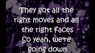One Republic - All The Right Moves LYRICS