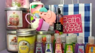 Bath and Body Works Spring Haul 2014 Thumbnail