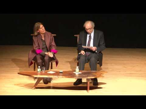 Meet the Author: Listening to Stone: The Art and Life of Isamu Noguchi by Hayden Herrera