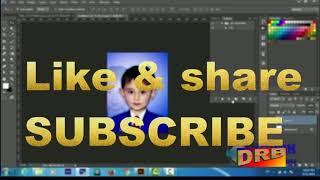 Wie Erstellen Passfoto In Photoshop cc cs6 Von ^M Shafiq Rehmnai^ Ein Klick x264