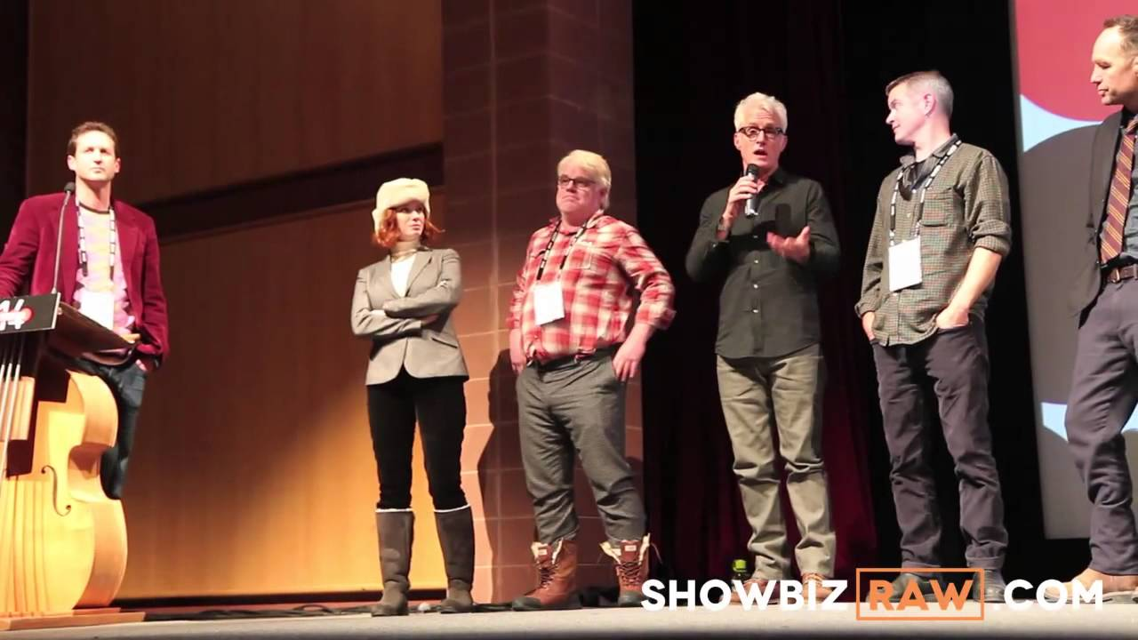 God's Pocket Q&A: 2014 Sundance Film Festival Premiere with Philip Seymour Hoffman
