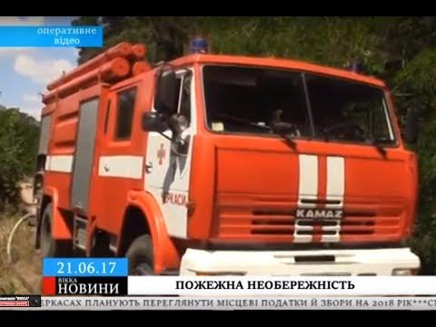 ТРК ВіККА: На Черкащині майже чотири години горів житловий будинок