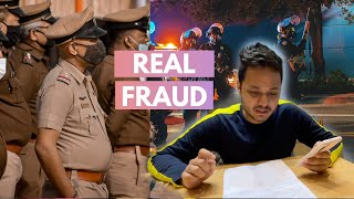 Police called Me!! Thief used My Number Plates for Robbery... | REAL | Prateek Rathee