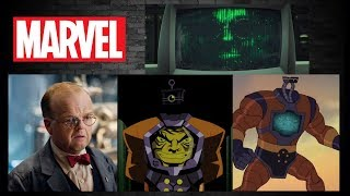 Arnim Zola: Origins/Appearances (TV Shows and Movies) - 2018