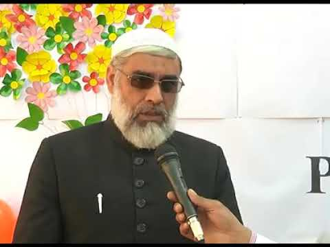 Interview of Sheikh Mubalghi - The Knowledge City School