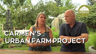 Urban Farming & Cold Climate Permaculture in Calgary Alberta