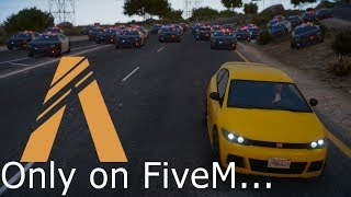 Fooling around in GTA FiveM #2