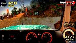Off-Road Drive Gameplay PC/HD 7750 (Comentariu In Romana)