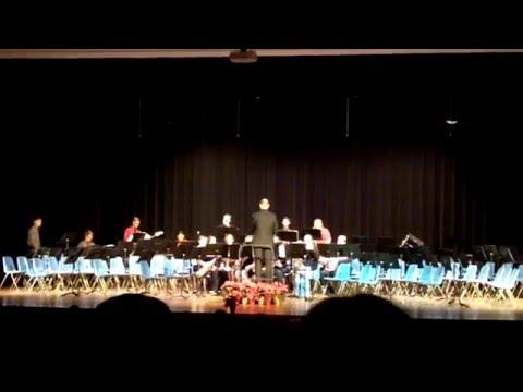 Centerville Senior High School Jazz Band Christmas Concert 2015