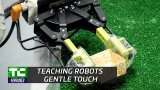 Carnegie Mellon designed an inexpensive way to help robots