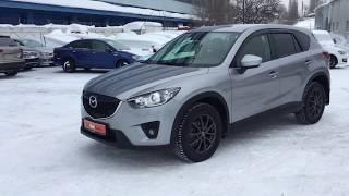 Купить Мазда ЦИкс-5 (Mazda CX-5)  с пробегом бу в Саратове. Автосалон Элвис Trade in центр
