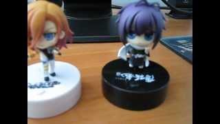 Saito Hajime vs Jinguji Ren -Talking Chibi Dolls fight! ♥