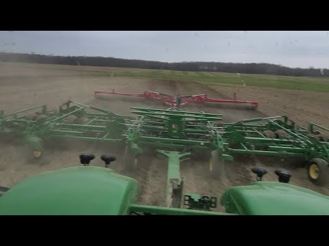 Back in the Field Cultivator- #135