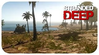 Stranded Deep ● Como Instalar Big Island Mod