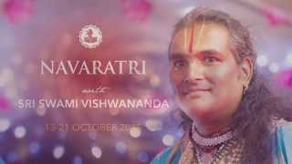 2015 Navaratri with Sri Swami Vishwananda