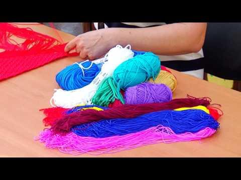 видео: Амурская рукодельница создает копии европейских брендовых сумок