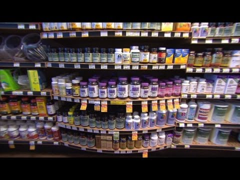 Can vitamins help fight off cancer?