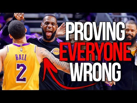 How the Los Angeles Lakers are PROVING EVERYONE WRONG