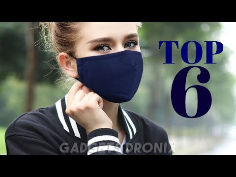 6 Best Masks For Virus Protection In 2020