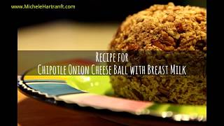 Recipe to make a Chipotle Onion Cheese Ball thumbnail